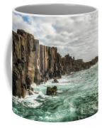 Bombo Headland Quarry At Kiama, Australia Coffee Mug