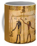 Book Of The Dead Coffee Mug
