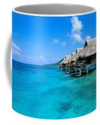 Bora Bora Lagoon Resort Coffee Mug