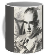 Boris Karloff, Vintage Actor Coffee Mug