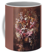 Bouquet Of Orchids Coffee Mug