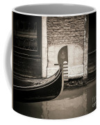Bow Of A Gondola, Venice, Italy, Europe Coffee Mug