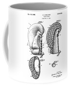 Boxing Glove Patent 1944 Coffee Mug