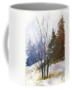 Branches Coffee Mug
