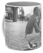 Braun N Brains Tattoo Envy Magazine Usa Coffee Mug