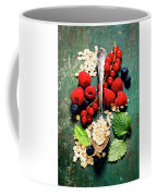 Breakfast With Oats And Berries Coffee Mug