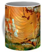 Brecciated Imperial Jasper Coffee Mug