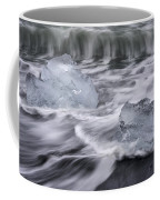 Brethamerkursandur Iceberg Beach Iceland 2588 Coffee Mug