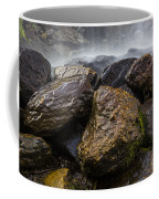 Bridal Veil Falls - Highlands, Nc Coffee Mug