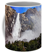 Bridalveil Fall Yosemite Valley Coffee Mug