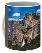 Bridalveil Falls Rainbow #2 Coffee Mug