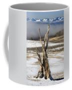 Bristlecone Fog And Sierra Nevada 1 Coffee Mug