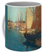 Brittany Boats Coffee Mug