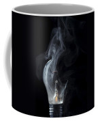 Broken Light Bulb Coffee Mug