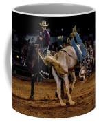 Bronco Riding Coffee Mug