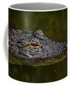 Brown Eye Coffee Mug