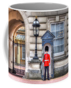 Buckingham Palace Queens Guard Coffee Mug