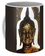 Buddha Sculpture Coffee Mug