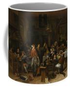 Budget Day Coffee Mug