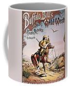 Buffalo Bill: Poster, 1893 Coffee Mug