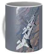 Bulgarian And Polish Air Force Mig-29s Coffee Mug
