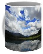 Bull Lake Reflection Coffee Mug