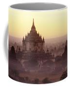 Burma Landscape Coffee Mug