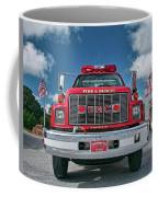 Burnington Iolta Fire Rescue - Tanker Engine 1550, North Carolina Coffee Mug