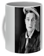 Buster Keaton, Legend Coffee Mug