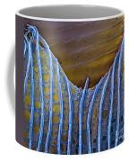 Butterfly Wing Scale Sem Coffee Mug by Eye of Science