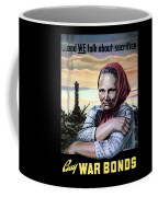 Buy War Bonds Coffee Mug