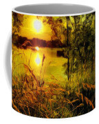 C Landscape Coffee Mug