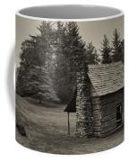 Cabin On The Blue Ridge Parkway - 15 Coffee Mug