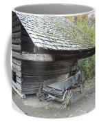 Cable Mill Barn Coffee Mug