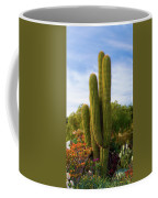 Cactus Monterey California Coffee Mug