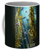 California Kelp Forest Coffee Mug