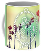 California Palms IIi Coffee Mug
