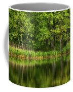 Calming Trees Coffee Mug