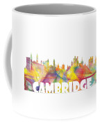 Cambridge England Skyline Coffee Mug
