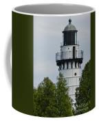 Cana Island Lighthouse Coffee Mug