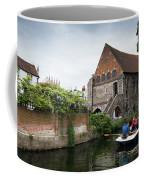 Canterbury City, Kent Uk Coffee Mug