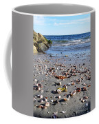 Cape Cod Beach Finds Coffee Mug