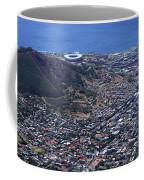 Cape Town South Africa Coffee Mug