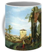 Capriccio With Motifs From Padua Coffee Mug