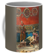 Captive In The Harem Coffee Mug