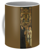 Cardinal Bessarion With The Bessarion Reliquary Coffee Mug