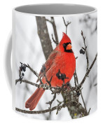 Cardinal Red Coffee Mug