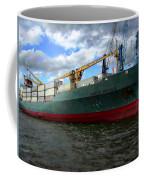 Cargo Ship Coffee Mug
