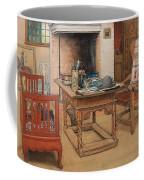 Carl Larsson - Peek-a-boo 1901 Coffee Mug