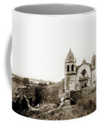 Carmel Mission By A.j. Perkins 1880 Coffee Mug